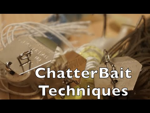 ChatterBait Fishing Tips For Bass