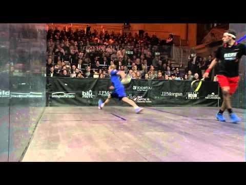 Squash: 2015 JP Morgan Tournament of