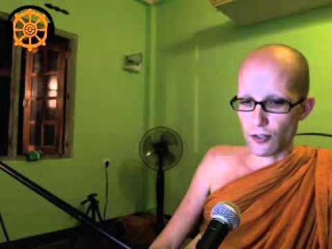 Ask A Monk: Samatha Jhana, Vipassana Jhana