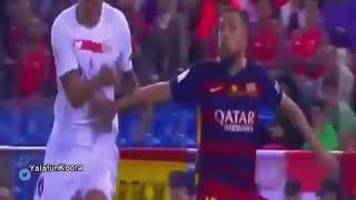 اهداف مباراة  برشلونة واشبيلية 2  0  نهائي كاس الملك 2016  تعليق عصام الشوالي