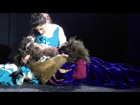 La Bella y La Bestia Escena final