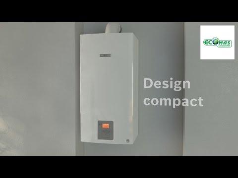 Instalatii de incalzire - Centrala termica Bosch Condens 2500 W in condensatie