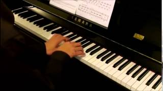 ABRSM Piano 2015-2016 Grade 4 C:1 C1 Glover Indian Pony Race by Alan