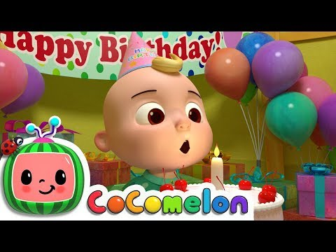 Xxx Mp4 Happy Birthday Song Cocomelon ABCkidTV Nursery Rhymes Amp Kids Songs 3gp Sex
