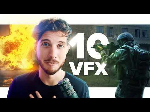 Top 10 Hollywood VFX You Can Do Yourself With Adobe After Effects Kriscoart