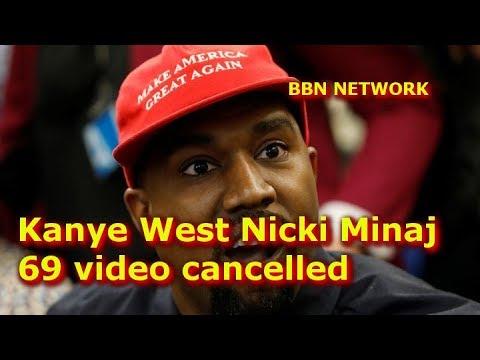 Xxx Mp4 Kanye West Nicki Minaj 69 Video Cancelled 3gp Sex