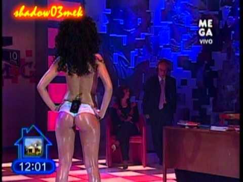 Yhendelin Nuñez en topless con che copete