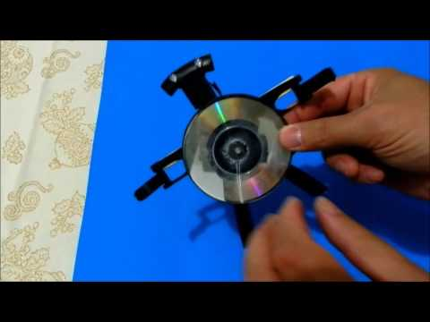 Como Fazer o Incrível Robô Giroscópio Robótica Caseira