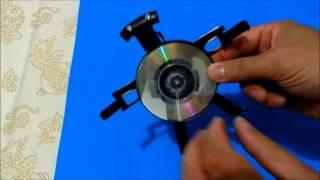 Como Fazer o Incrível Robô Giroscópio - Robótica Caseira