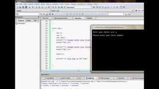 Function in C program (Bangla video tutorial)