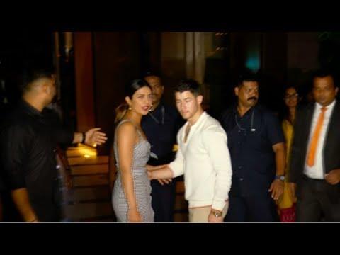 Xxx Mp4 Priyanka Chopra Boyfriend Nick Jonas Romantic Dinner Date In Mumbai 3gp Sex