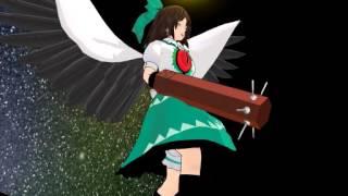 【MMD】蝶のように舞いーニョ改【霊烏路空】
