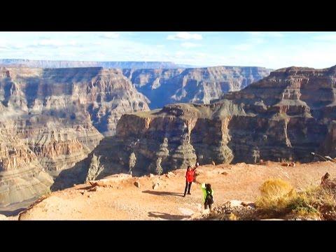 Grand Canyon Arizona USA Пустыня Сонора и Гранд Каньон