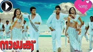 Naayak Malayalam Movie | Hey Naayak Full Song | Ram Charan Teja,Amala Paul,Kajal Aggarwal [HD]