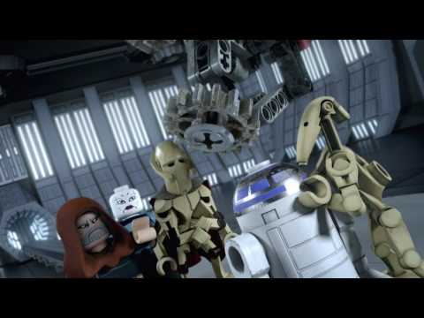 LEGO Star Wars The Quest for R2 D2