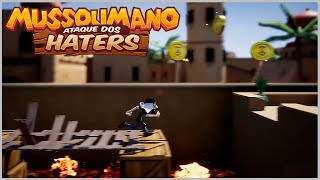 MUSSOUMANO: ATAQUE DOS HATERS - GAMEPLAY