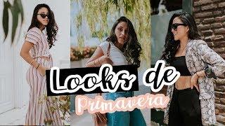 LO QUE ME PONGO EN UNA SEMANA!! / 7 Outfits Primavera