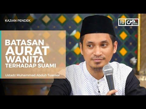 Tidak Boleh Suami Melihat Kemaluan Istri Saat Bercinta Benarkah Ustadz M Abduh Tuasikal