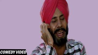 Binnu Dhillon - Comedy Video || Nice Very Nice || Latest Punjabi Movies 2016 || Munde Patiale De