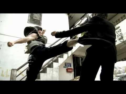 Heroes of Martial Arts 9 Daniel o Neill Bangkok Adrenaline