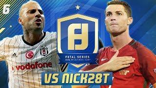 F8TAL TOTS VS NICK28T! QUARESMA VS RONALDO #6 | FIFA 17 Ultimate Team #6