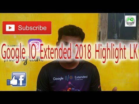 Xxx Mp4 Google IO Extended 2018 Srilanka Highlight Lk 3gp Sex