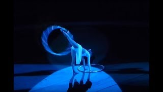 Medrano circus - Gymnast with rings 3D