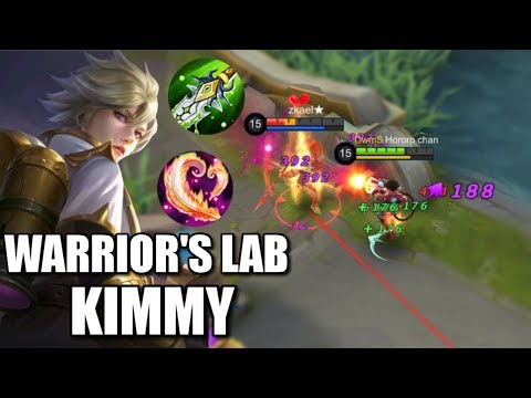 WARRIOR'S LAB KIMMY DOMINATES WITH AIMING PRECISELY