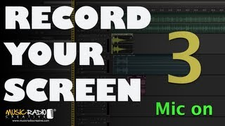 How To Record Your Computer Screen With Sound For Free - Jing