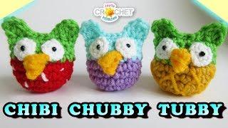 Chibi Chubby Tubby Owl