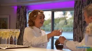 Croisière sur la Seine à bord du MS Renoir | CroisiEurope
