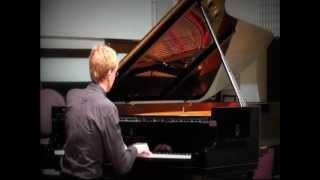 Alkan - Aesop's Feast variations on an original theme, op. 39 no. 12 played by Kenneth Hamilton