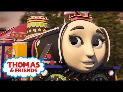 Xxx Mp4 Ashima The Helpful Indian Tank Engine Thomas Friends Kids Cartoon 3gp Sex