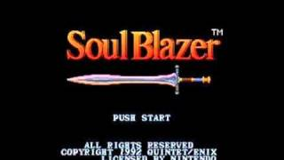 Soul Blazer: Into the Dream Orchestrated Demo