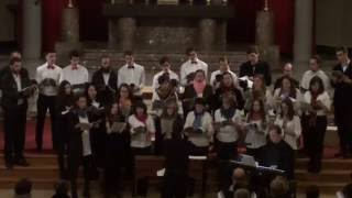 Ave Verum from K. Jenkins by the Visszhang Choir