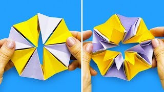 13 EASY AND COOL ORIGAMI IDEAS