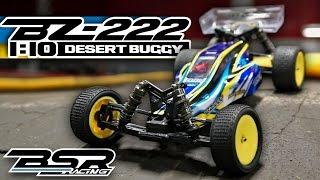 Basher BZ-222 1/10th Desert Buggy - HobbyKing Product Video