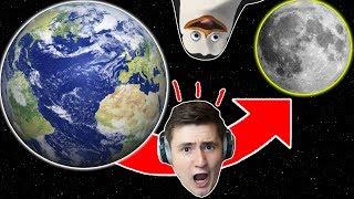 Letíme na měsíc! (Learn to fly 3)