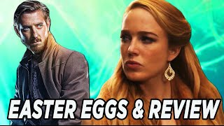 Legends of Tomorrow Episode 3 -  Easter Eggs and Review!