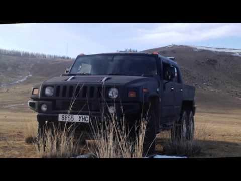 Hummer H6 6x6 by Chinzilla