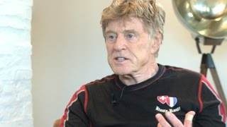 Legendary Actor Robert Redford on Climate Change and #OscarsSoWhite