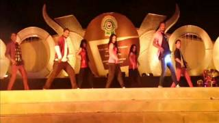 Sunny Sunny_Dhating Naach by Mystical Dance Crew
