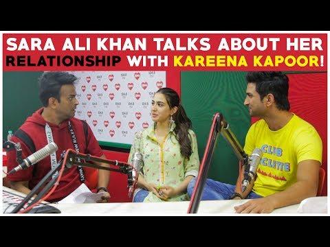 Xxx Mp4 Sara Ali Khan Talks About Her Relationship With Kareena Kapoor 3gp Sex