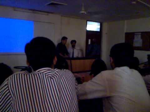 Class Fun-Part 1  (Amity Business School,Noida- Class of 2011, Sec-C)