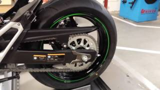 Nové Kawasaki na prodejně K2 moto!