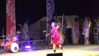 Bangla School Of Dallas Artist Nikita performing @BANT Nobobrosho 1420