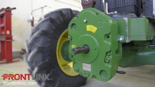 How to install a Zuidberg Front Hitch and PTO - Frontlink Inc.