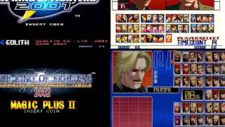 KOF (King Of Fighters) 2001 Y 2002 para pc