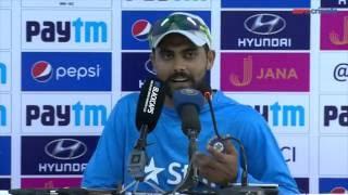Finish the sentence, Ravi Jadeja   Cric cuts