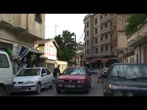 Algerie Méditerranée La Kabylie .Sidi Aïch Bejaia
